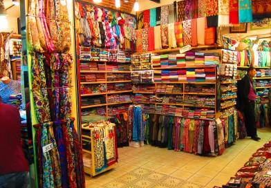 Les bonnes adresses shopping à Istanbul
