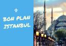 [BON PLAN] : Citytrip 3/5 nuits à Istanbul à partir de 179 €
