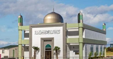 #Unvendredi1mosquée : La plus Grande Mosquée du Japon