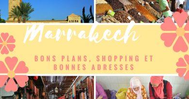 Marrakech : Bons plans, visites et bonnes adresses