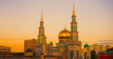 #Unvendredi1mosquée: La plus grande mosquée d'Europe