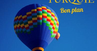 [BON PLAN] La Turquie – 8j/7n pour 299 € en Pension Compléte (Vol + hotel)